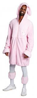 Karneval Klamotten Kostüm Pudel rosa Herr Plüsch Karneval Junggesellenabschied
