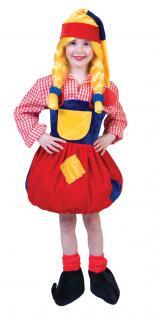 Zwerg Kostum Kinder Zwergenkostum Madchen Kostum Mit Zwergen Mutze