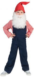 Zwerg Kostum Zwergenkostum Kinder Mit Zwergenmutze Zwerglatzhose