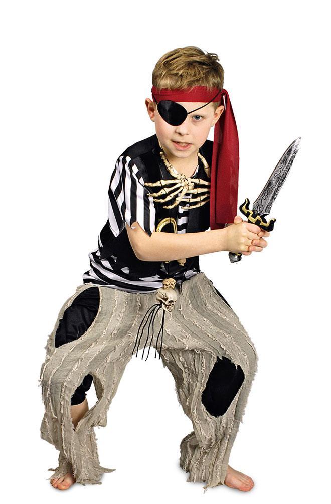 Piratenkostum Kinder Jungen Seerauber Pirat Piraten Kostum Fasching