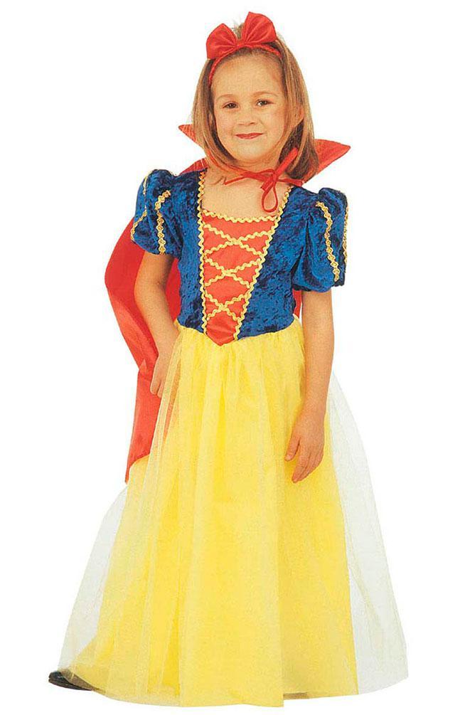 Schneewittchen Kostum Kinder Madchen Kostum Marchen Kostum Mit