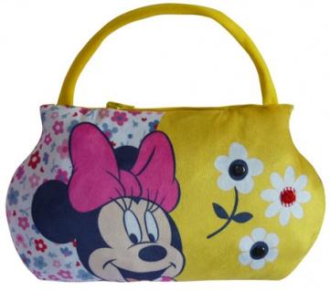 Minnie Mouse Disney Tasche und Kissen in einem, Dekokissen Kuschelkissen