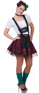 Oktoberfest Dirndl Kostüm Trachtenkleid Damen Dirndl Bayernkleid Damenkostüm KK