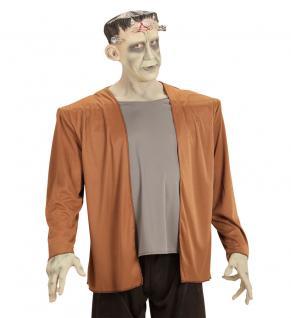 Frankenstein Kostüm Monster Herren Halloween Karneval Herrenkostüm KK