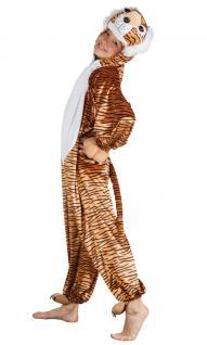 Tiger Kostüm Kinder Bageera Plüsch Tiger-Overall Tier-Kostüm Kinder-Kostüm KK