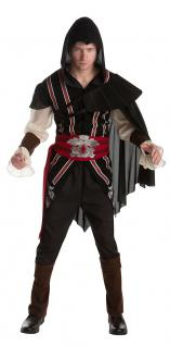 Kostüm Assassins Creed Ezio Herren Kostüm Mann Herrenkostüm KK