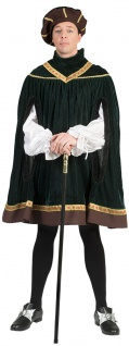 Mittelalter Umhang Tunika Mittelalter Kostüm Herren Knappe Knecht KK