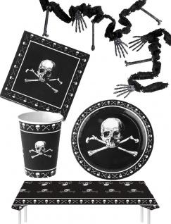 Halloween Horror Party Raum Deko Tisch Dekoration KK