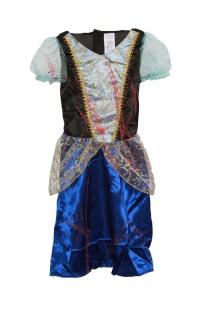 Horror Prinzessin Kostüm Kinder blut-ige Zombie Prinzessin Mädchen Halloween KK