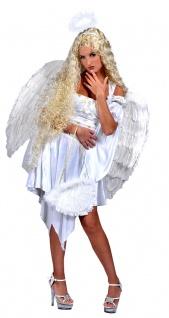 Engel Kostüm Damen sexy Engelskostüm Erwachsene Weihnachten KK