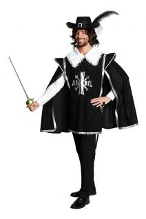 Karneval Klamotten Kostüm Herr Musketier Kostüm Karneval Abenteuer Herrenkostüm