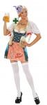 Schürze Oktoberfest Damen Grillschürze INKL. Seppl Hut Trachten Hut Bayern Hut K