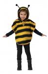 Umhang Biene Bienen Kostüm Baby Biene-n Umhang Maja Baby-Kostüm KK