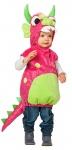 Monster Kostüm Baby Klein-Kind Drache-n Kostüm für Kinder Baby-Kostüm KK