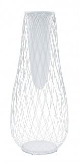 Emu Heaven Outdoor Vase • Blumentopf H 163 cm • Stahl / Drahtgitter