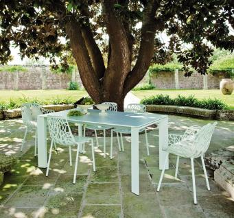 Fast Grande Arche Verlängerungsplatte 100 × 50 cm für Gartentisch ausziehbar - Vorschau 2