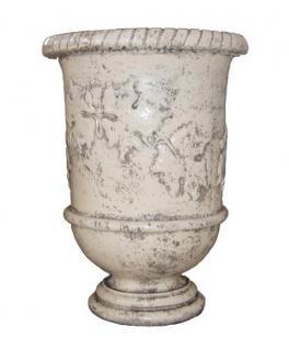 French Pottery Terrakotta Vase Grand 110 cm (verschiedene Modelle)