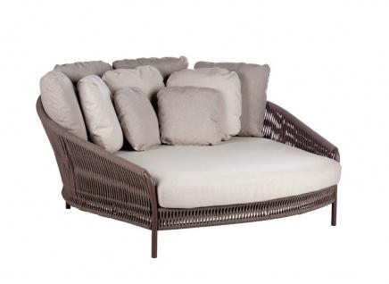 Point Weave Sonnenliege • Lounge Liege 163 cm