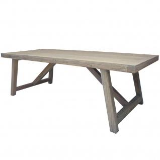 Sifas Coco Massivholz Teak-Tisch