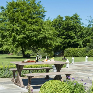 Alexander Rose Old England Gartenbank 140 cm - Vorschau 2