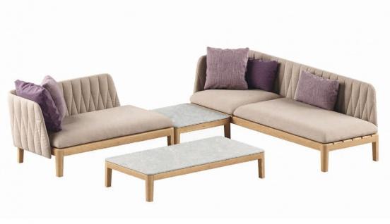 Royal Botania Calypso Lounge Set 03