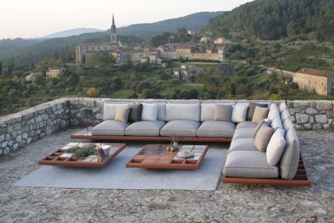 Royal Botania Lounge Set Mozaix 05 Mahagoni inkl. Kissenset Kategorie B - Vorschau 5