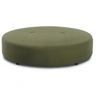 Roda Double Gartenhocker rund • Pouf 033 Ø 120 cm