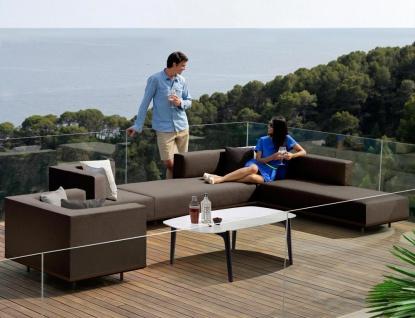 Royal Botania Red Label Lazy Lounge-Set 03 inkl. Dekokissen - Vorschau 3