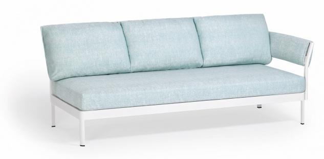 Weishäupl Minu 3-Sitzer Element • Armlehne links/rechts