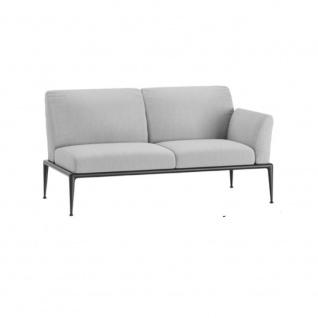 Fast New Joint 2-Sitzer-Sofa mit linker Armlehne