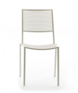 Fast Easy Stuhl ohne Armlehnen, stapelbar