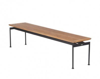 Barlow Tyrie Layout Gartenbank • Outdoor Bank 188 × 38 cm