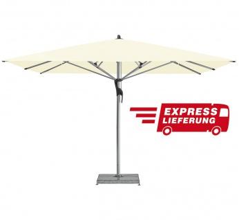 Sonnenschirm Fortello LED Ø 450 cm von Glatz - Express Lieferung