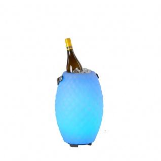 The Joouly® LTD 3in1 - Outdoor-Leuchte, Bluetooth-Lautsprecher & Wine Cooler in einem, Größe 'S' 35 cm, Ø 26/12 cm