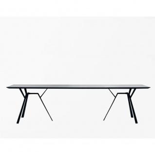 Fast Radice Quadra Gartentisch, rechteckig, 150 cm