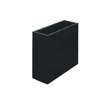 conmoto Flowerbox 2 Pflanzgefäß • Raumteiler Modul 84 × 25 cm