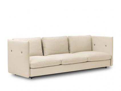 Roda Double Gartensofa • Loungemodul 001 + 004 + 006 • 225-273 × 94 cm
