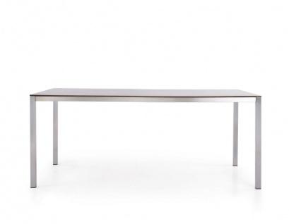 Todus Puro Esstisch 220 × 100 cm, HPL oder Keramikplatte