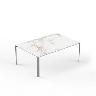 Vondom Tablet Loungetisch 105 × 70 cm