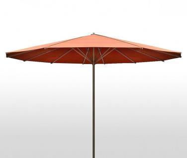 Sonnenschirm Schattello von May, rund 500 cm, ohne Volant