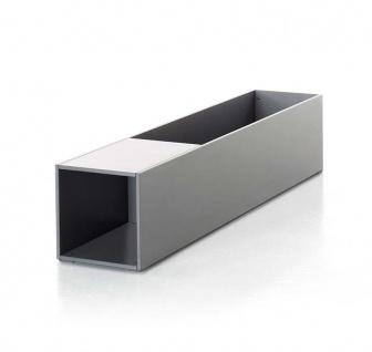 conmoto Ticino 3 Pflanzgefäß • Kastenmodul 150 × 30 cm