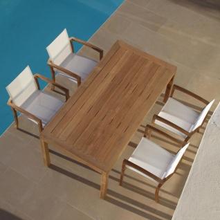 Royal Botania XQI Lounge Sessel, stapelbar - Vorschau 5