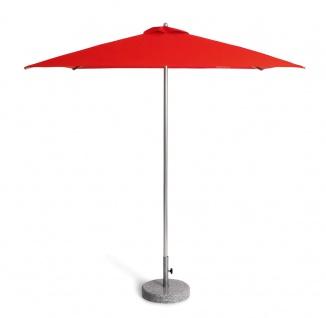 Sonnenschirm • Klickschirm von Weishäupl quadratisch 200 cm