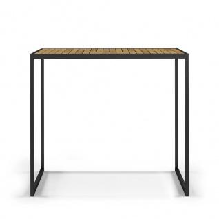 Röshults Open Bistro Bartisch • Gartentisch 100 × 50 cm