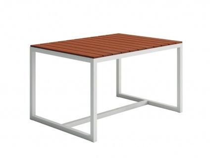 SALER SOFT Teak Gartentisch 160 × 91 cm von GANDIA BLASCO