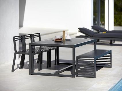 Dna Gartentisch 129 × 100 Cm Von Gandia Blasco - Vorschau 2