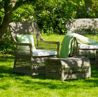 Georgia Garden Dawn Lounge Hocker von Sika Design - Vorschau 5