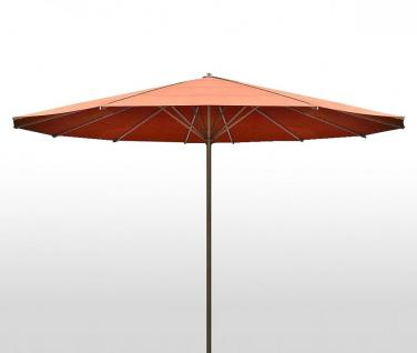 Sonnenschirm Schattello von May, rund 400 cm, ohne Volant