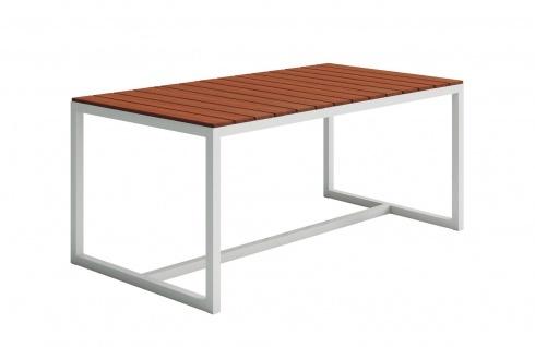 SALER SOFT Teak Gartentisch 230 × 91 cm von GANDIA BLASCO