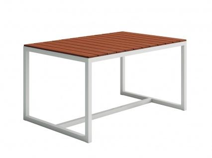 SALER SOFT Teak Gartentisch 195 × 91 cm von GANDIA BLASCO